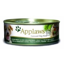 Applaws Dog Chicken Breast, Beef Liver & Vegetables