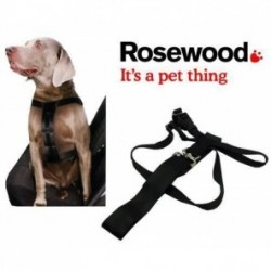 Rosewood Car Travel Harness