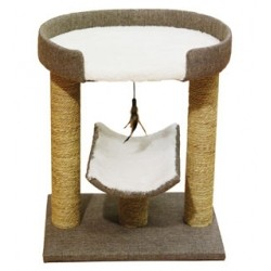 Rosewood pet draskyklė stovas katėms