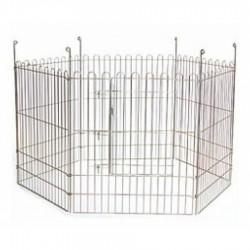 Metalinė tvorelė 8 dalių