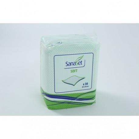 SanaSet vienkartinės palutės gyvūnams 60x60