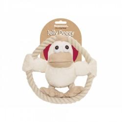 Rosewood pet Žaislas šunims Antytė su virve