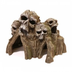 Rosewood pet akvariumo dekoracija Skull Mountain Medium