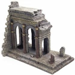 Rosewood pet akvariumo dekoracija Large Temple Ruins