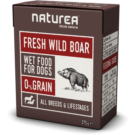NATUREA Fresh Wild Boar