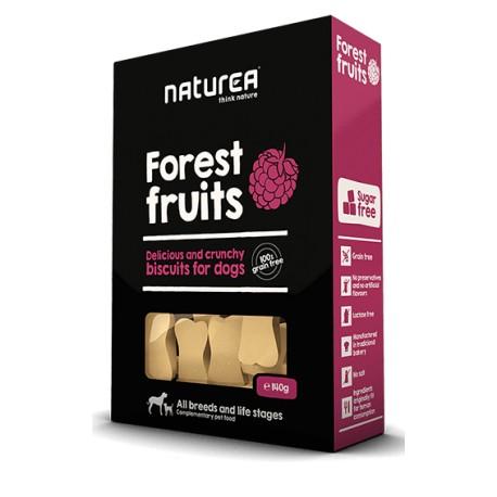 NATUREA BISCUITS FOREST FRUITS SAUSAINIAI