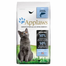APPLAWS CAT ADULT OCEAN FISH WITH SALMON