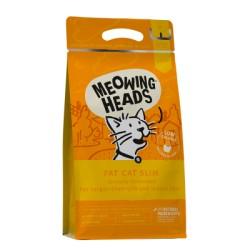 Meowing Heads Fat Cat Slim Grain Free