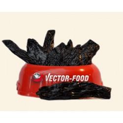 Vector-food jaučio kepenys