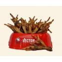 Vector food natūralios vištos kojos