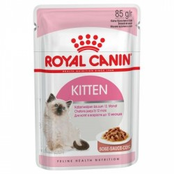 Royal Canin Kitten Instinctive in Gravy Pouch