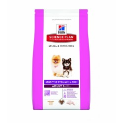 Hills SP Canine Adult Small & Miniature Sensitive Skin & Stomach