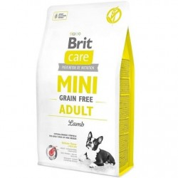 Brit Care Mini Adult Lamb