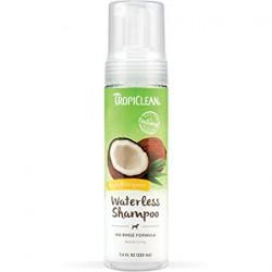 Tropiclean Waterless Shampoo hipoalerginis Sausas Šampūnas
