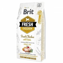 Brit Fresh Chicken With Potato Adult