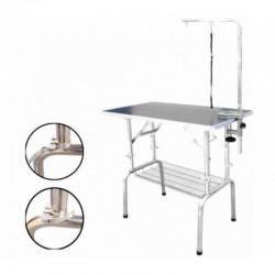 Grumingo / kirpimo stalas pusiau hidraulinis + ranka