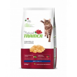 Trainer Natural Cat Adult With Chicken