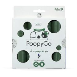 PoopyGo ekologiški maišeliai šunų išmatoms rinkti