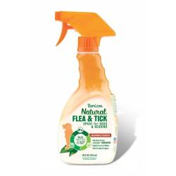 Purškiama priemonė nuo blusų ir erkių Tropiclean Flea&Tick Spray