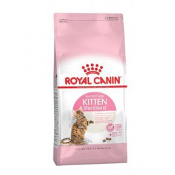 Royal Canin Kitten Sterilised kačių maistas