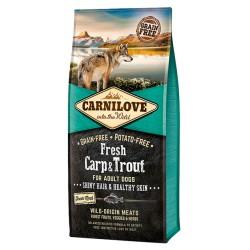 Carni Love Fresh Carp/Trout Adult sausas maistas šunims