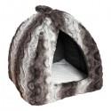 Guolis - namelis katėms / mažiems šunims Snuggle Plush Pyramid