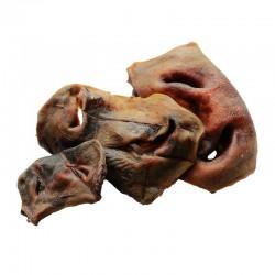 Natūralūs skanėstai galvijų nosys šunims