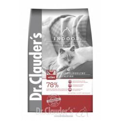 Dr. Clauders Indoor sausas maistas katėms