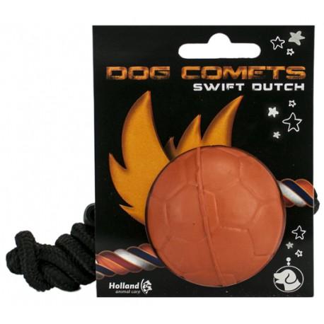 Dog Comets kamuoliukas su virve šunims