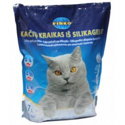 Finko silikagelio kraikas katėms