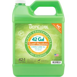 Tropiclean HC Sweet Mandarin šampūnas augintiniams