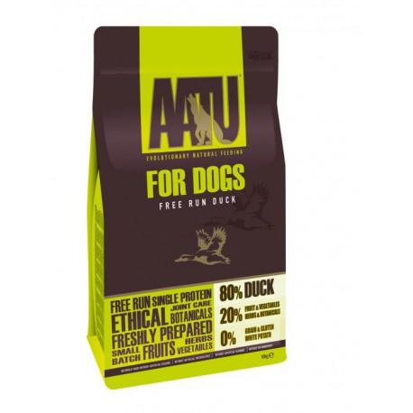 AATU 80/20 Duck begrūdis šunų maistas
