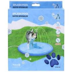 CoolPets Splash Pool Watersprinkler Baseinas - Žaislas Šunims
