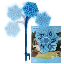 CoolPets Ice Flower Sprinkler Vandens Purkštuvas - Žaislas Šunims