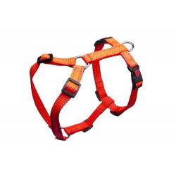 Petnešos Gyvūnui Harness 3x Adjustable Nylon (Ornažinės)