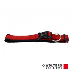 Wolters antkaklis šuniui (raudonos spalvos) Įv. Dydžių