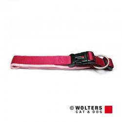 Wolters antkaklis šuniui (Rožinės spalvos) Įv. Dydžių