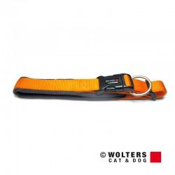 Wolters antkaklis šuniui (Oranžinės spalvos) Įv. Dydžių
