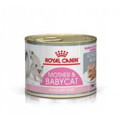 Royal Canin Babycat 195g konservai katėms