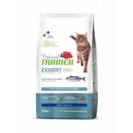 Trainer Natural Cat Exigent Blue Fish maistas katėms