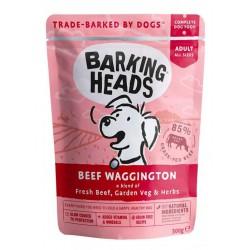 Barking Heads Beef Waggington konservai šunims
