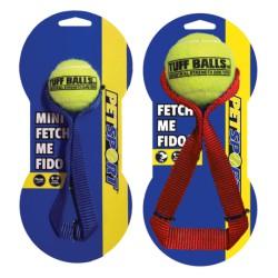 Pet Sport Mini Fetch Me Fido kamuoliukas su rankena šunims