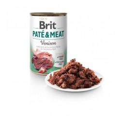 Brit Care Venison Pate & Meat konservai šunims