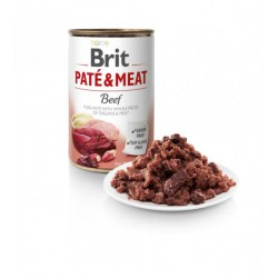 Brit Care Beef Pate & Meat konservai šunims