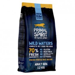 PRIMAL SPIRIT Wild Waters Adult Dog Maistas Šunims