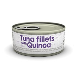 Naturea Tuna Fillets with Quinoa konservai katėms