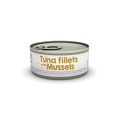 Naturea Tuna Fillets with Quinoa konservai katėms