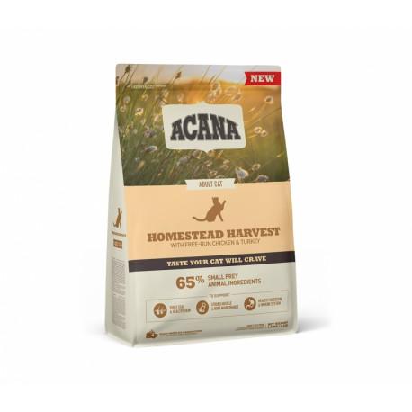 Acana Cat Homestead Harvest sausas maistas katėms