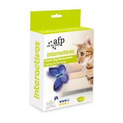 Katės žaislo AFP Flutter Bug Re-Fill papildymas