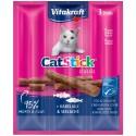Vitakraft Cat Stick Mini Kačių skanėstas su Menke ir Tunu